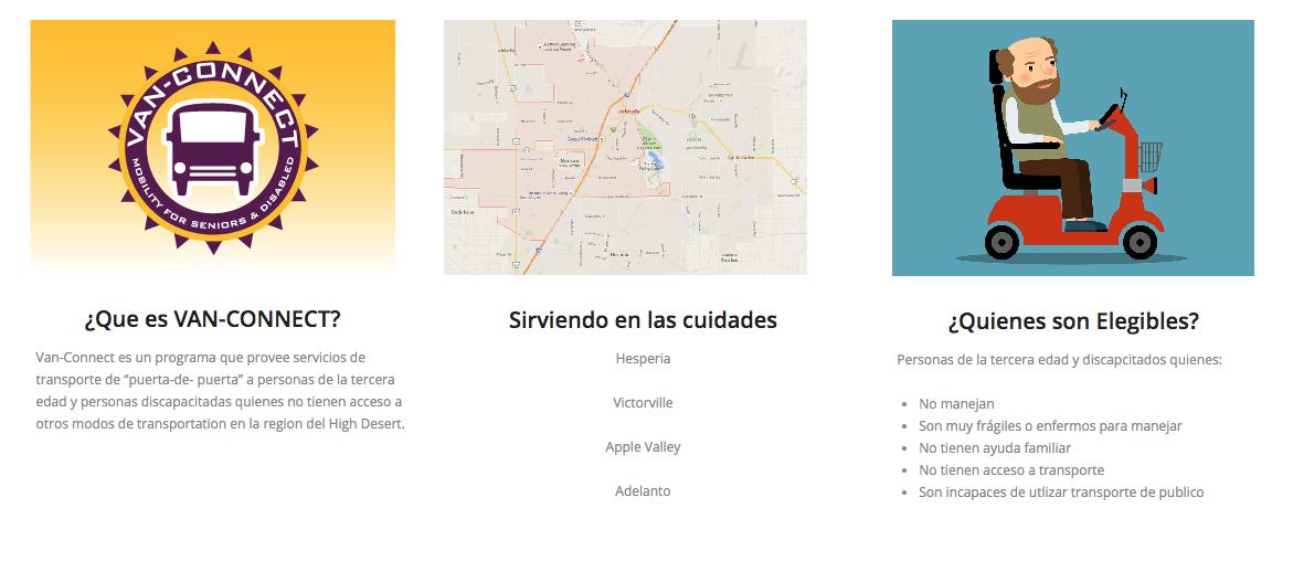 Spanish web