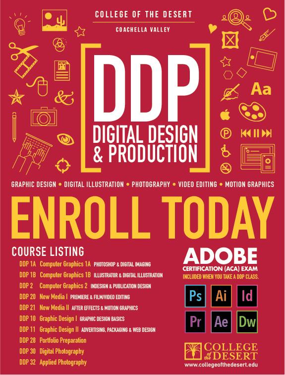 DDP Flyer